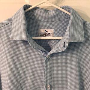 Mizzen + Main Men's Dress Shirt